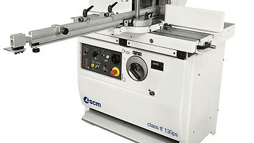 SCM Class TF130PS Spindle Moulder