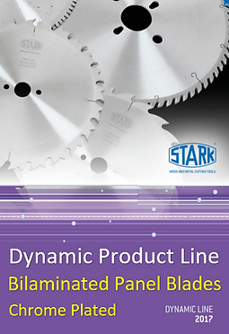 Stark Dynamic Bilaminated Panel Cutting