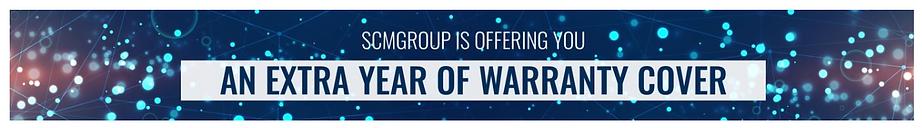 The Machine Man Presents SCM Additional Year Warranty