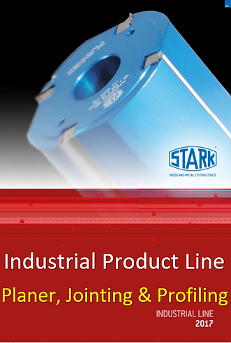 Industrial Line Cover Page - Planer, Joi