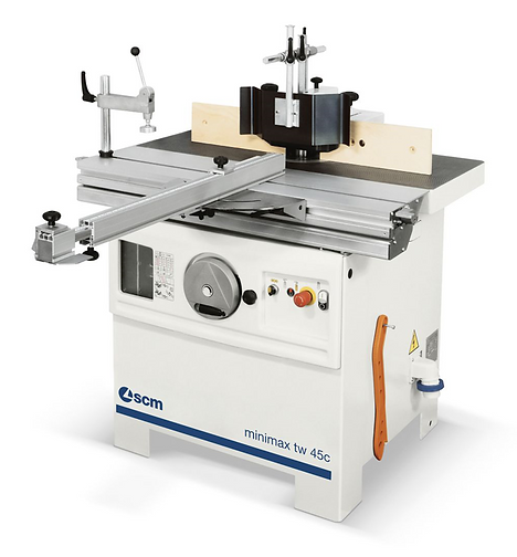 Minimax TW45C Spindle Moulder With Slidi