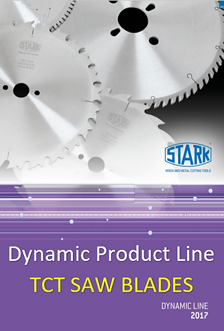 Dynamic Line Cover Page - TCT Saw Blades