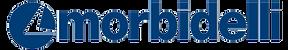 Morbidelli Logo Blue - No Background Col