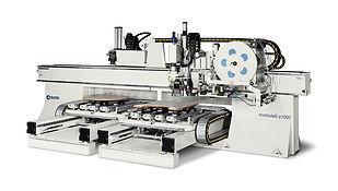 SCM Morbidelli P1000 CNC Machine