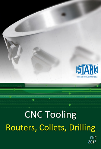 CNC Line Cover Page - Routers, Collets,