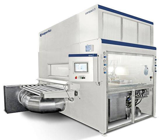 Superfici Compact 3R Spraying Machine Im
