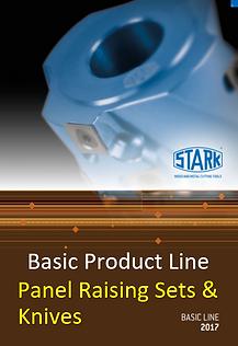 Stark Basic Panel Raising Sets & Knives.