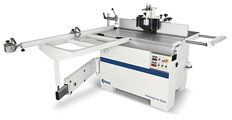 Minimax TW55ES Spindle With Sliding Table