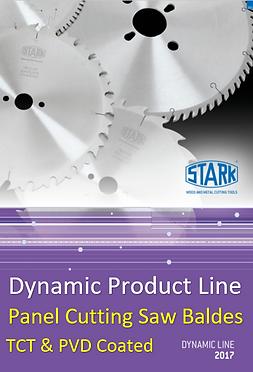 Stark Dynamic Panel Cutting TCT & PVD Co