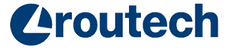 Routech Logo Blue - No Background Colour