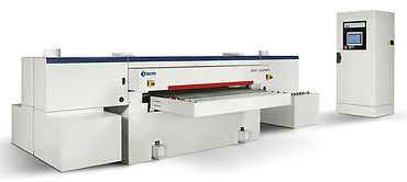 SCM DMC System TT 1650 Wide Belt Sander.