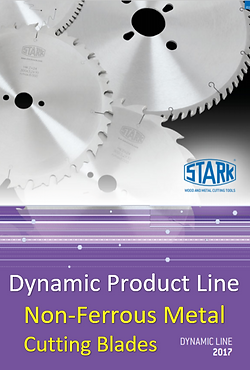 Stark Dynamic TCT Saw Blades for Non-Fer