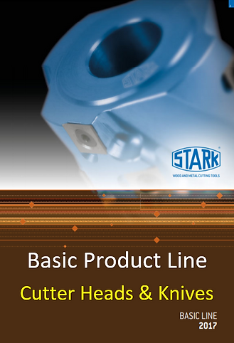 Basic Line Cover Page - CutterHeads & Kn