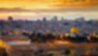 View to Jerusalem old city. Israel_edite