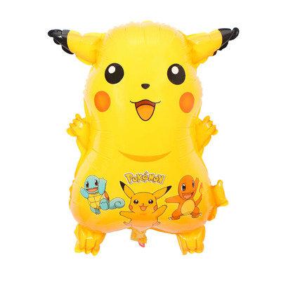 1pc Pikachu Shape Balloon 24 inch