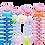Thumbnail: Blue PeppaPig Themed BalloonParty Box Set
