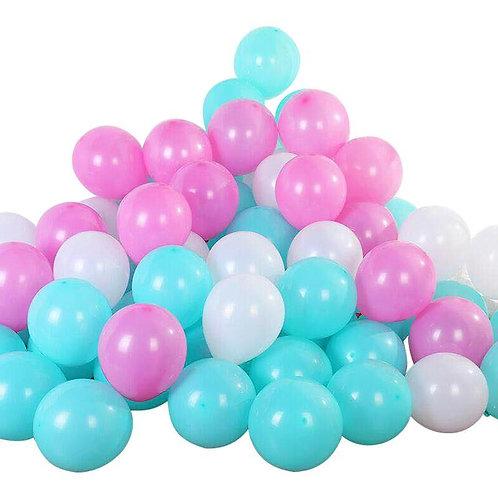 Macaron Latex Balloons Each