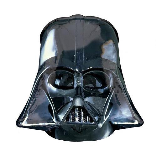 Anagram From US -25cm x 27cm Star Wars Movie Darth Vader Foil Balloon - 11inch