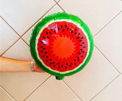 46x46cm Round Watermelon Balloon