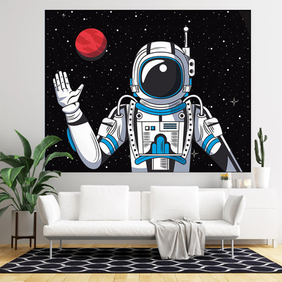 Outer Space Backdrop 2m x 1.5m