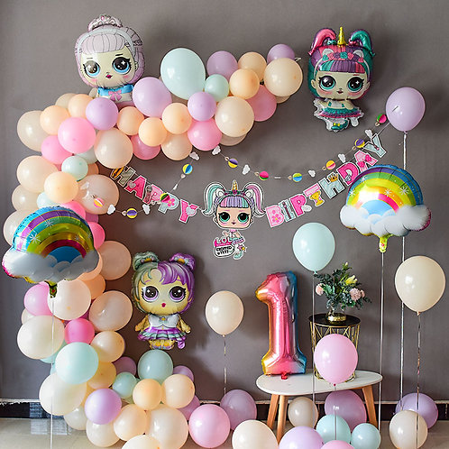 L.O.L Surprise Balloon Party Box Set C