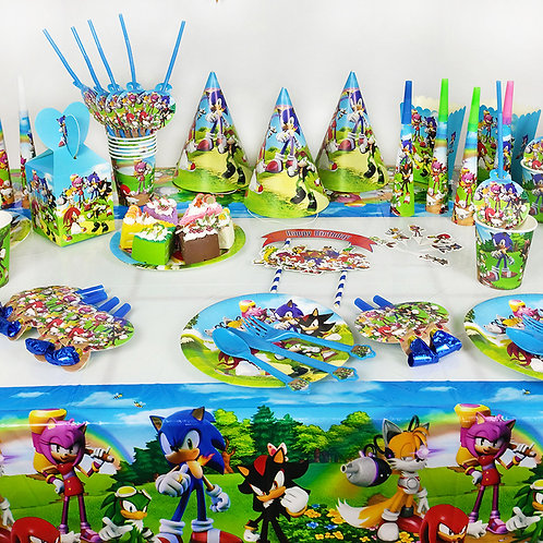 Sonic ThemeParty Box