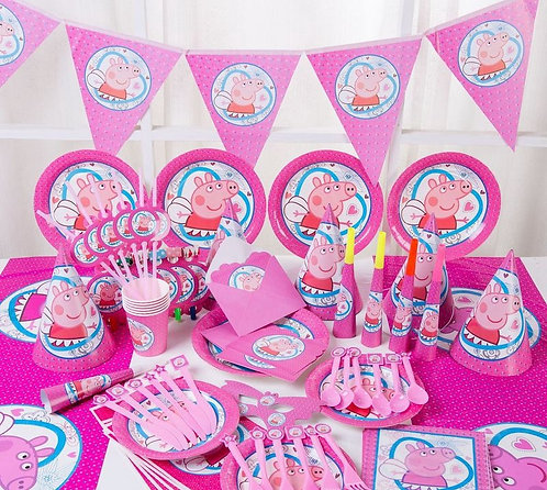 Peppa Pig Party Decoration
