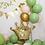 Thumbnail: Avocado Green Birthday Balloon Garland Kit