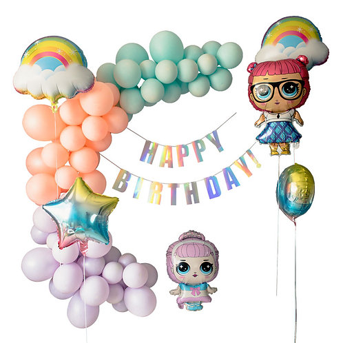 L.O.L Surprise Balloon Party Box Set A