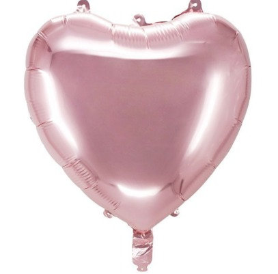 18 inch Heart Shape Rose Gold Foil Balloon
