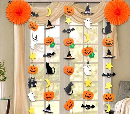 Halloween Party Decor Kit
