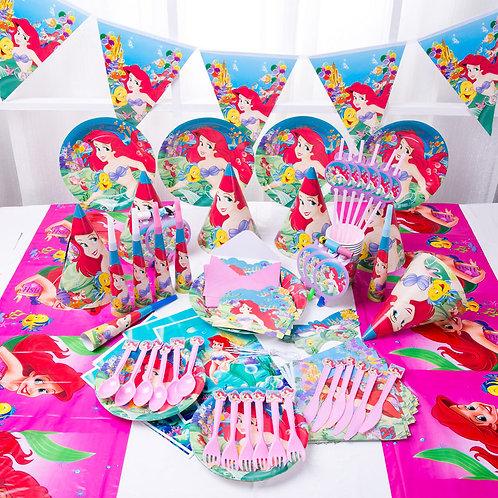 The Disney Mermaid Party Decoration