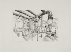 20th Century Decay #1 (Pipe Study)