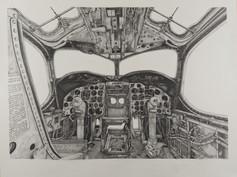 20th Century Decay #16 (Cockpit II)