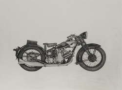 Motorcycle #10