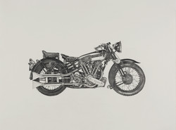 Motorcycle #9