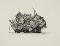 20th Century Decay #10 (Shipwreck)