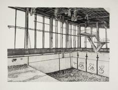 20th Century Decay #14 (Empty Pool)