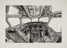 20th Century Decay #12 (Cockpit)