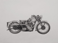 Motorcycle #11
