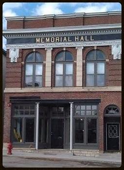 building after restoration