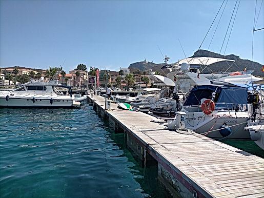 Golfo Aranci Pontile