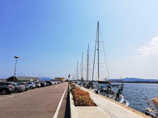 Olbia Town Quay