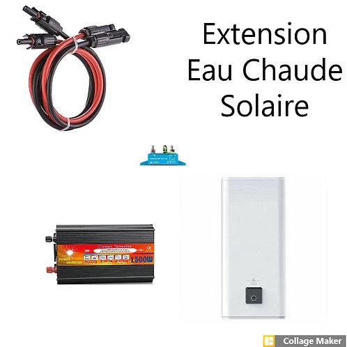 Extension Eau Chaude Solaire