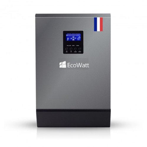 Onduleur hybride EcoWatt 5 Kw 24v 80A