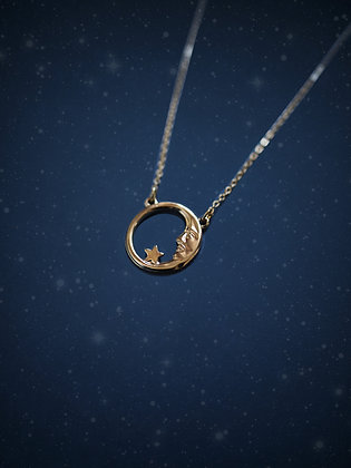 collier MOON summer