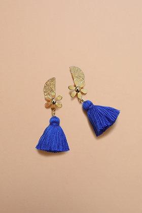 LITTLE FLOWER bleu