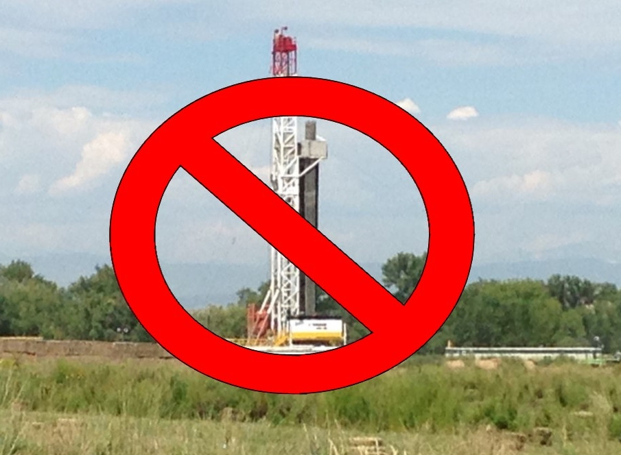 Government Halts Fracking For Now