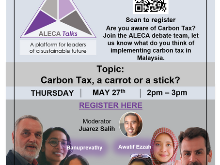 Carbon Tax, Carrot or Stick?