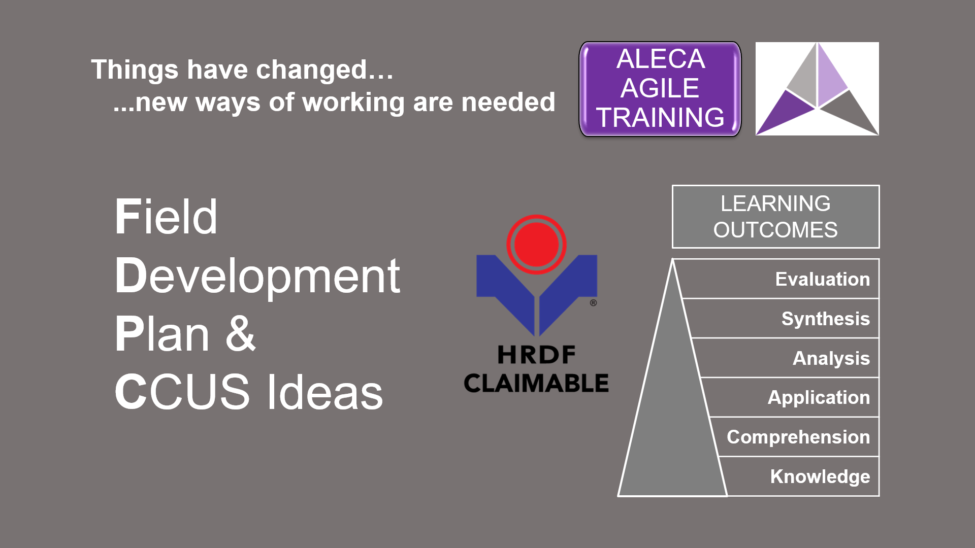 FDP & CCUS Ideas